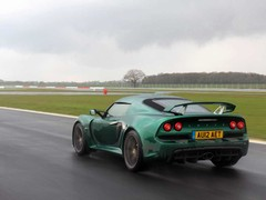 Exige is all new from the bulkhead back