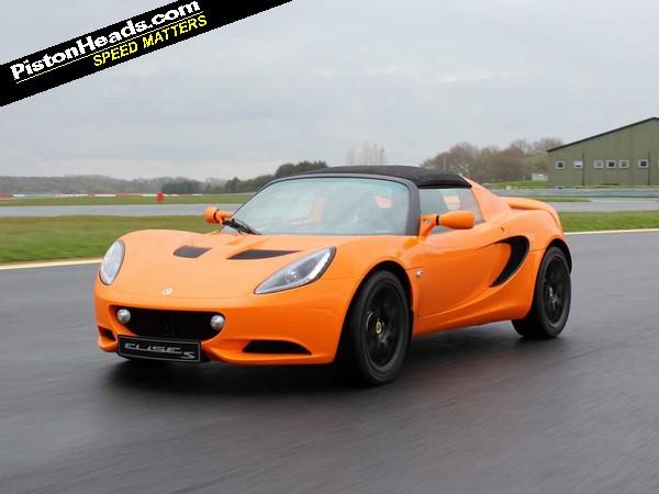 Driven: Lotus Elise S | PistonHeads