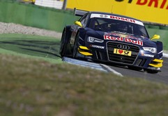 Latest DTM cars less aero-dependent