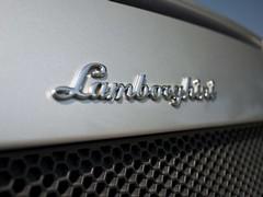 Rebadged Audi? Nope, proper Lambo...