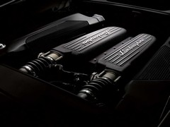Direct-injection LP560 engine uprated to 5.2 litres