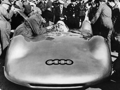 Rosemeyer and his Auto Union