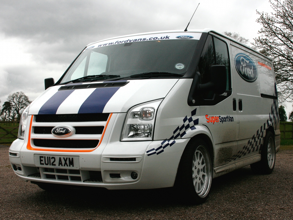 driven ford transit supersportvan pistonheads. Black Bedroom Furniture Sets. Home Design Ideas
