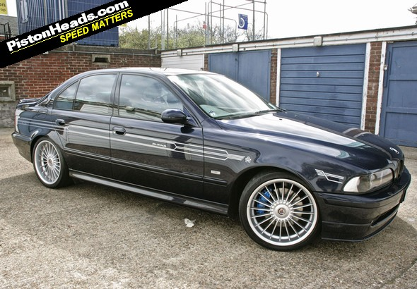 Carpool: Alpina B10 (E39) | PistonHeads