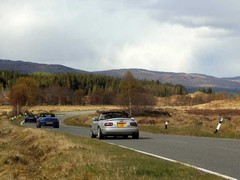 On the A87 near Invergarry