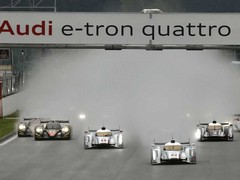 Audi: not one to do motorsport by halves
