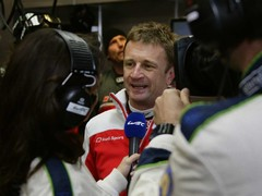 Two-time winner McNish is confident Audi can do it again...