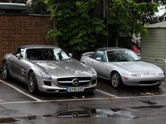 'It's as good as an SLS' shocker...