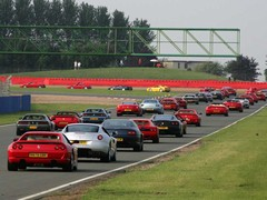500-plus Ferraris hoped for to set record