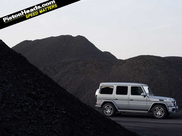 RE: Driven: Mercedes G63 AMG - Page 1 - General Gassing