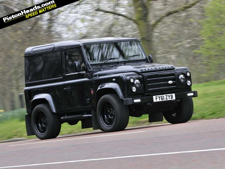 RE: Driven: Prindiville Land Rover Defender - Page 1 - General ...