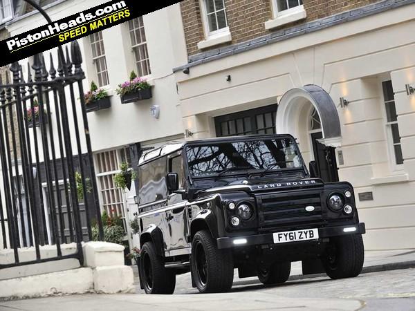 Driven Prindiville Land Rover Defender