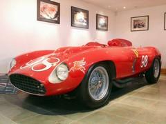 DK also has ex-Shelby Ferrari 857S