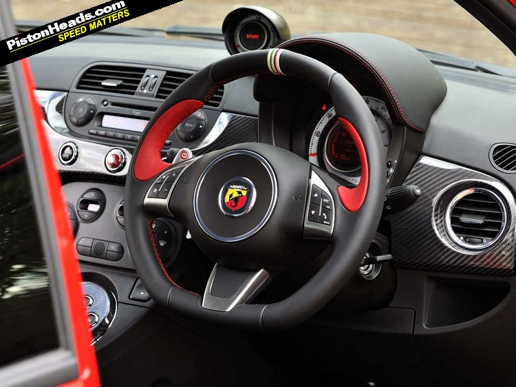 Re Driven Abarth 695 Tributo Ferrari Page 1 General Gassing