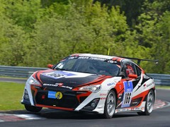 SP3 class win for Gazoo GT86 at N24