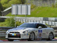This is all part of GT-R development