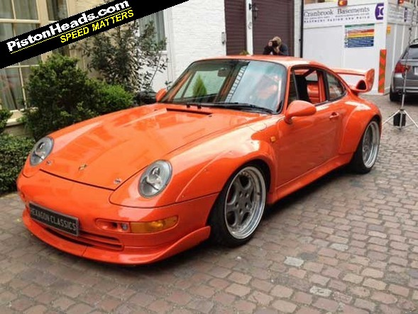 re spotted porsche 911 gt2 clubsport 993 page 1 general gassing pis. Black Bedroom Furniture Sets. Home Design Ideas