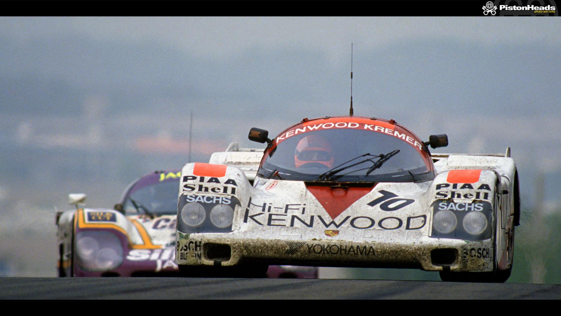 Pic Of The Week Porsche 962 Le Mans Double Pistonheads