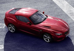 Not one of Zagato's finest, says Harris