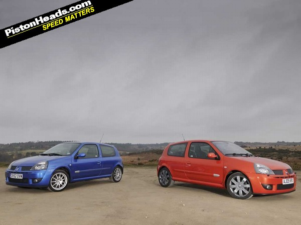 Sd Doesn T Come Much Er Or Sr Than A Renaultsport Clio In Either 172 182 Forms All Offer 0 62mph Around 7 Seconds Le Toes