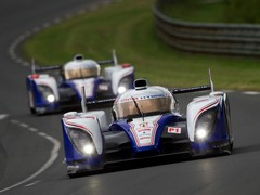 TS030 Toyota just a second off Audi pace