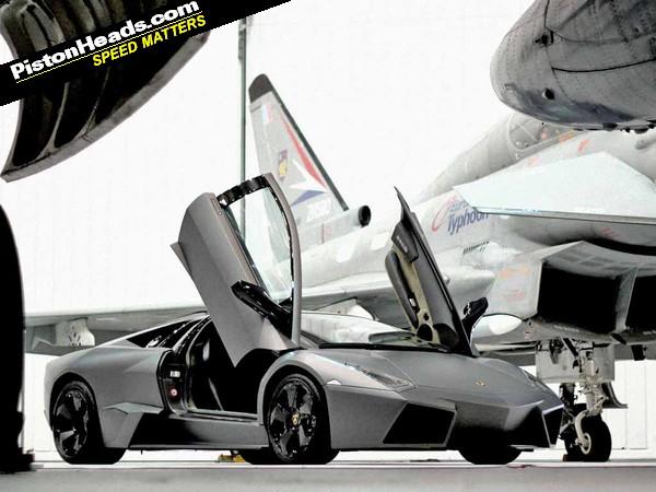 Lamborghini Reventon Brings The Noise Pistonheads