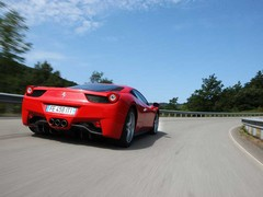 Gearbox failures not unknown on 458s