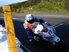 There's been track success but road racing rules