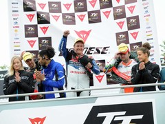 A win in the Superbikes was a great start