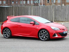 Vauxhall has high hopes for new VXR
