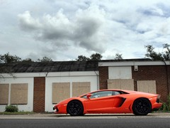 The Aventador ... pointless he says