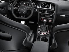 Standard A4 cabin with added RSness