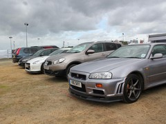 R34 seemed positively conventional