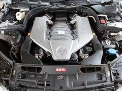Engine dominates C63, in a very good way