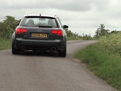 Previous B7 RS4 was the consumate all-rounder