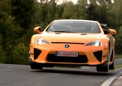 570hp, 7:14 'Ring time, �398,000...