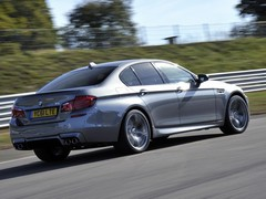 Goodwood M5 drive up for grabs