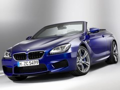 M6 Convertible will be on show at FoS