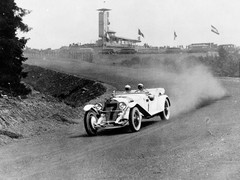 For the first German GP it was more like a rally stage