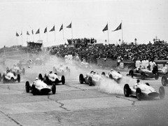 Caracciola (#12) won the last GP before the war