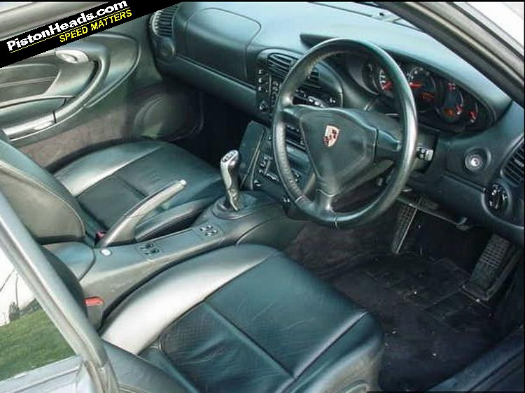 Re you know you want to 20k porsche 996 turbo page 1 for Porsche 996 interieur