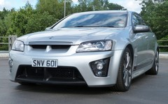 Having a child? Buy a VXR8...