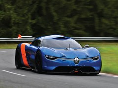 Alpine A110-50 will make its UK debut