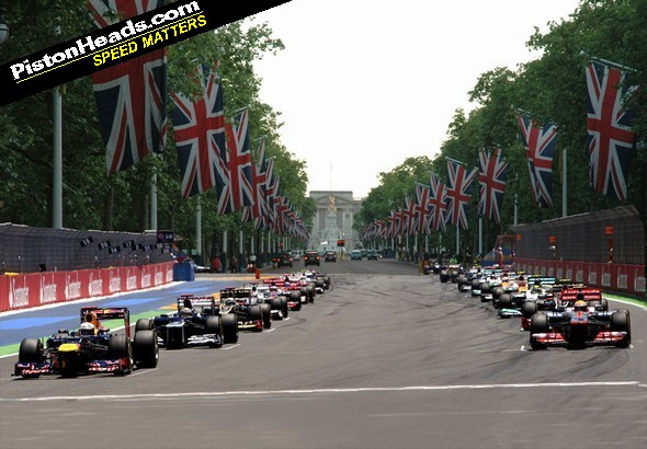 How a London GP could look, but probably won't...
