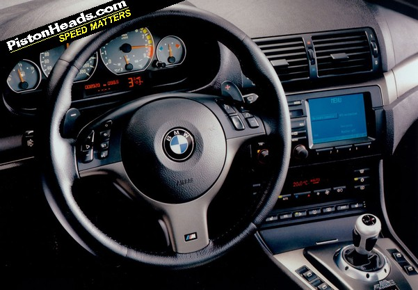Bmw E46 M3 Buying Guide Interior Pistonheads