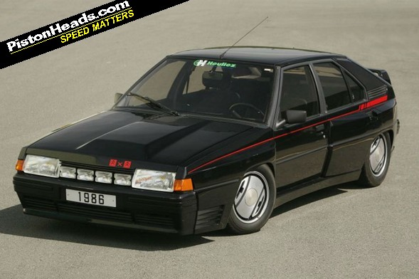 How Much Is Car Insurance A Month >> Spotted: Citroen BX 4TC | PistonHeads