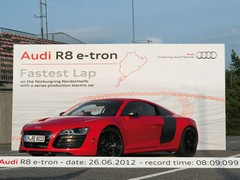 Audi takes the record, Toyota shrugs out of shot
