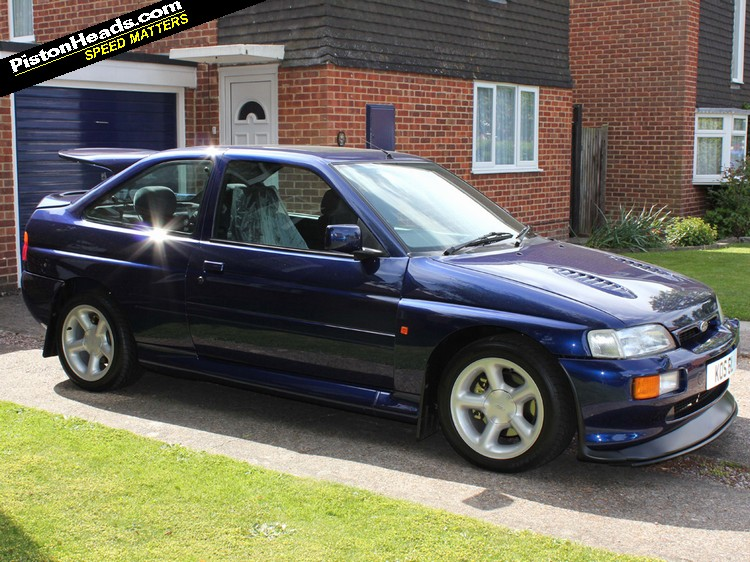 ford escort cosworth for sale pistonheads. Black Bedroom Furniture Sets. Home Design Ideas