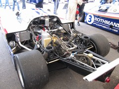 Engine unopened since 1987  Le Mans