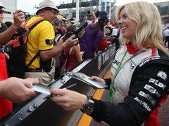 de Villota joined Marussia in March